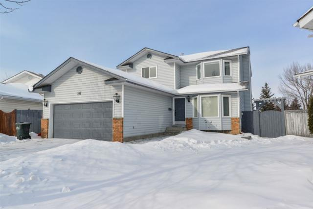 16 Hunter Court, Sherwood Park, AB T8A 5C5 (#E4097499) :: Müve Team | RE/MAX Elite