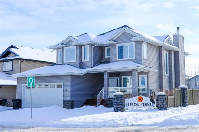 2 Heron Point, Spruce Grove, AB T7X 0E8 (#E4097505) :: Müve Team | RE/MAX Elite