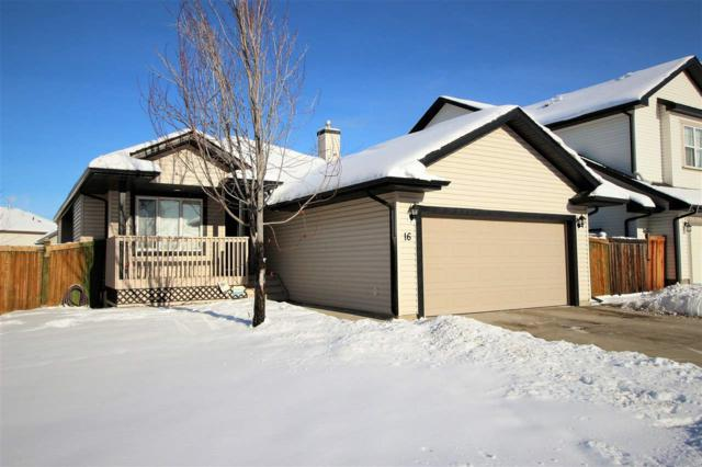 16 Huntington Crescent, Spruce Grove, AB T7X 4K6 (#E4097510) :: Müve Team | RE/MAX Elite
