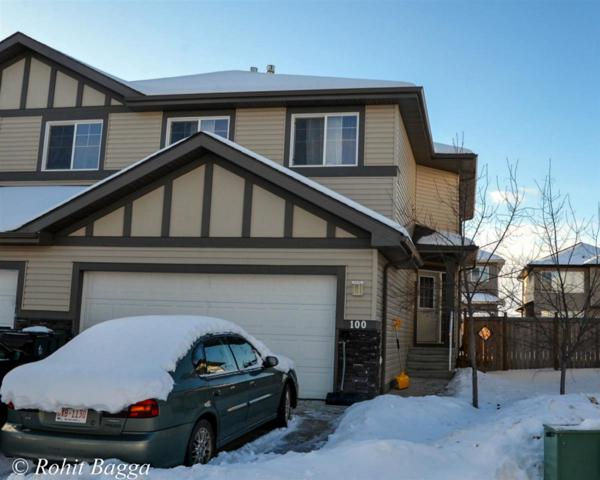 100 Hamilton Court, Spruce Grove, AB T7X 0K4 (#E4097523) :: Müve Team | RE/MAX Elite