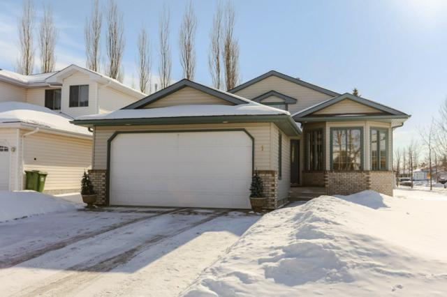 1 Oakpark Crescent, St. Albert, AB T8N 6L2 (#E4097539) :: Müve Team | RE/MAX Elite