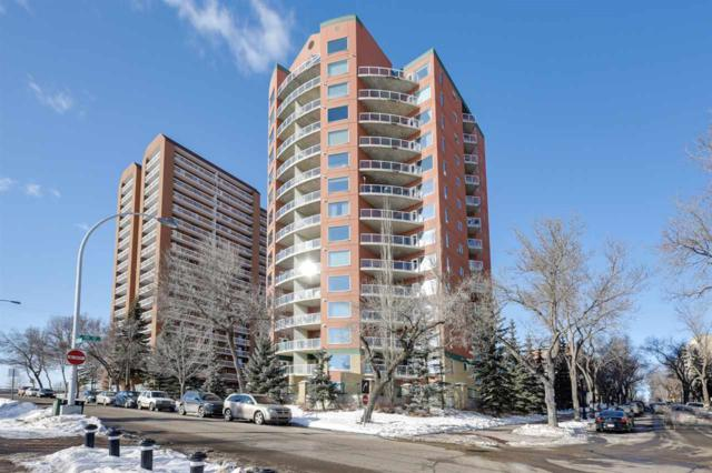 202 9708 110 Street, Edmonton, AB T5K 2W3 (#E4097606) :: Müve Team | RE/MAX Elite