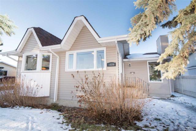 1820 40 Street, Edmonton, AB T6L 3H4 (#E4097650) :: The Foundry Real Estate Company