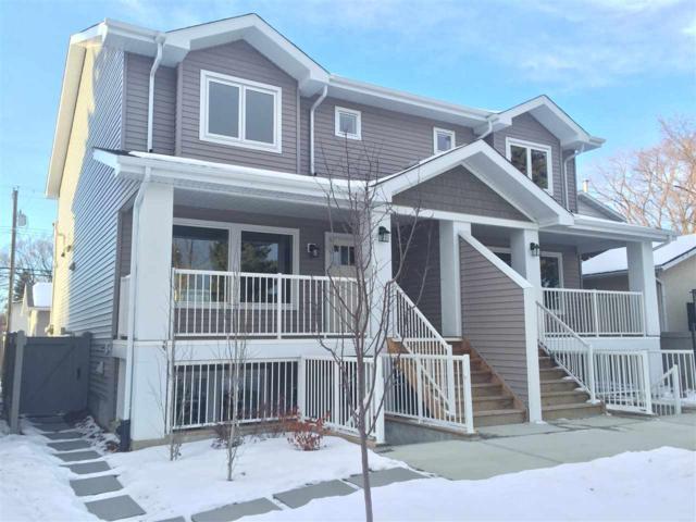 11840 122 Street, Edmonton, AB T5L 0C2 (#E4098100) :: The Foundry Real Estate Company