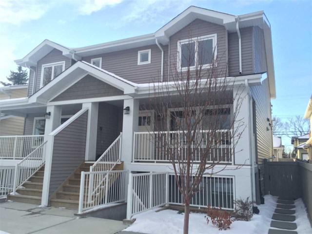 11842 122 Street, Edmonton, AB T5L 0C2 (#E4098102) :: The Foundry Real Estate Company