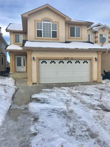 16620 59 Street NW, Edmonton, AB T5Y 0J2 (#E4098120) :: The Foundry Real Estate Company