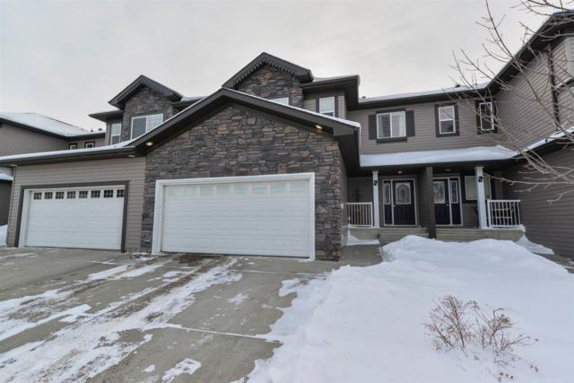 114 89 RUE MONETTE, Beaumont, AB T4X 1T7 (#E4098630) :: The Foundry Real Estate Company
