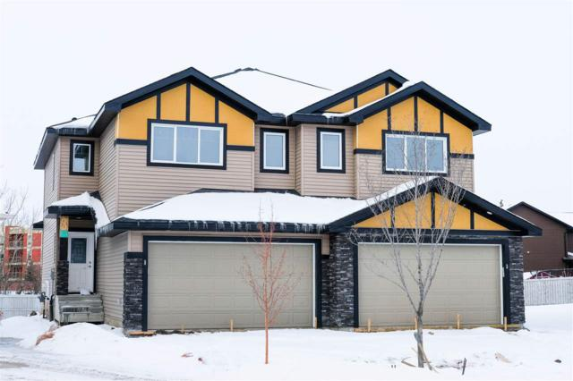 65 Meadowland Crescent NW, Spruce Grove, AB T7X 0P9 (#E4098863) :: The Foundry Real Estate Company