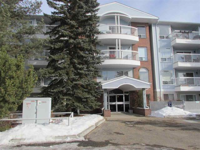 302 15503 106 Street, Edmonton, AB T5X 5W7 (#E4098993) :: The Foundry Real Estate Company