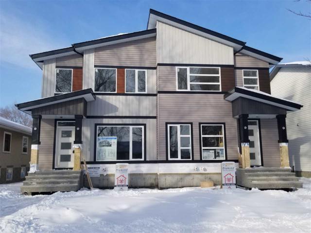 12112 122 Street NW, Edmonton, AB T5L 0C8 (#E4099185) :: The Foundry Real Estate Company