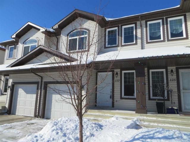 127 101 Deer Valley Drive, Leduc, AB T9E 0S3 (#E4099327) :: The Foundry Real Estate Company