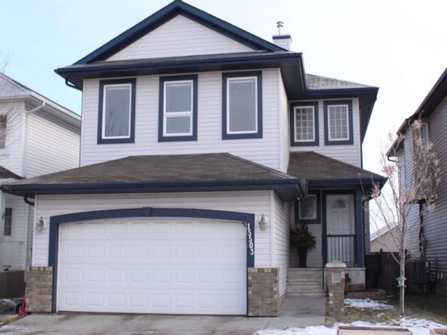 15503 47 Street, Edmonton, AB T5Y 3L8 (#E4099421) :: The Foundry Real Estate Company