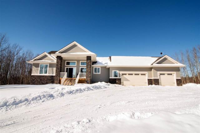 158 50072  RR 205, Rural Camrose County, AB T0B 2M0 (#E4099539) :: The Foundry Real Estate Company