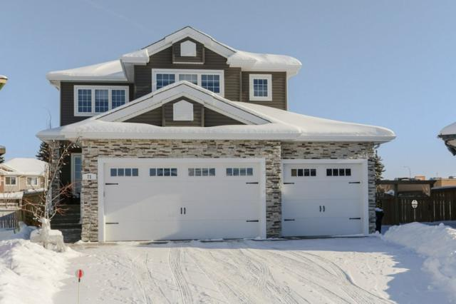 71 Lincoln Green, Spruce Grove, AB T7X 0N5 (#E4099593) :: The Foundry Real Estate Company