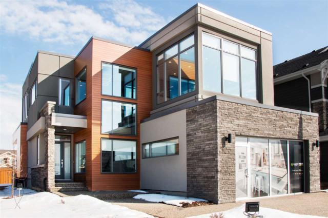 1303 Hainstock Way, Edmonton, AB T6W 3B6 (#E4099610) :: The Foundry Real Estate Company