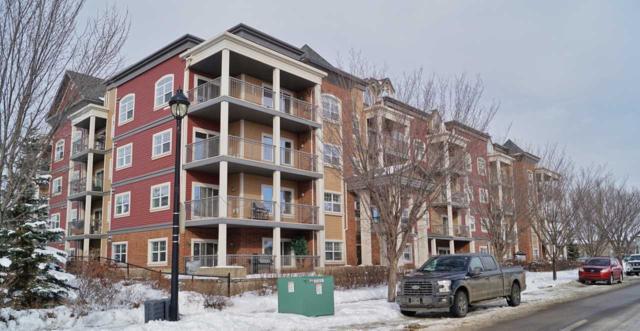 212 5280 Terwillegar Boulevard NW, Edmonton, AB T6R 3T9 (#E4099642) :: The Foundry Real Estate Company