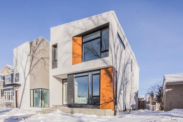 9117 143 Street, Edmonton, AB T5R 0P5 (#E4099985) :: The Foundry Real Estate Company