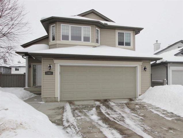 1461 Mcmillian Way, Edmonton, AB T6W 1V6 (#E4100177) :: The Foundry Real Estate Company