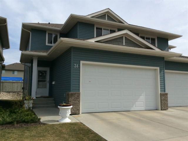 31 735 85 Street SW, Edmonton, AB T6X 0K5 (#E4100220) :: The Foundry Real Estate Company