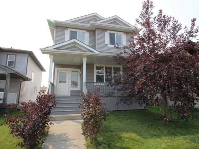 4607 160 Avenue, Edmonton, AB T5Y 0G9 (#E4100233) :: The Foundry Real Estate Company