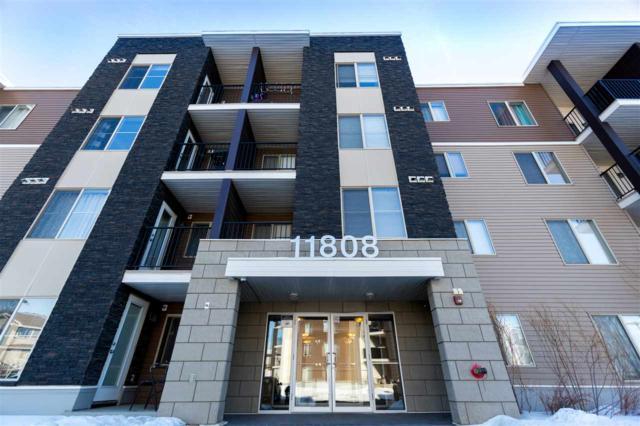 310 11808 22 Avenue SW, Edmonton, AB T6W 2A2 (#E4100408) :: The Foundry Real Estate Company