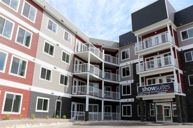 343 1818 Rutherford Road, Edmonton, AB T6W 2K6 (#E4100410) :: The Foundry Real Estate Company