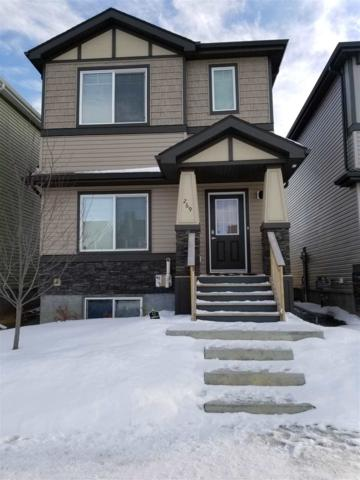 269 Robinson Drive, Leduc, AB T9E 0S7 (#E4100634) :: The Foundry Real Estate Company