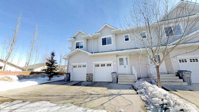 106 5001 62 Street, Beaumont, AB T4X 0C7 (#E4100687) :: The Foundry Real Estate Company