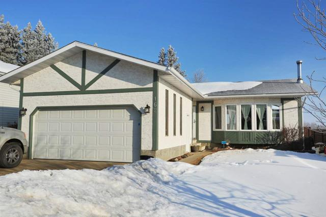 162 Porter Avenue, Millet, AB T0C 1Z0 (#E4100728) :: The Foundry Real Estate Company