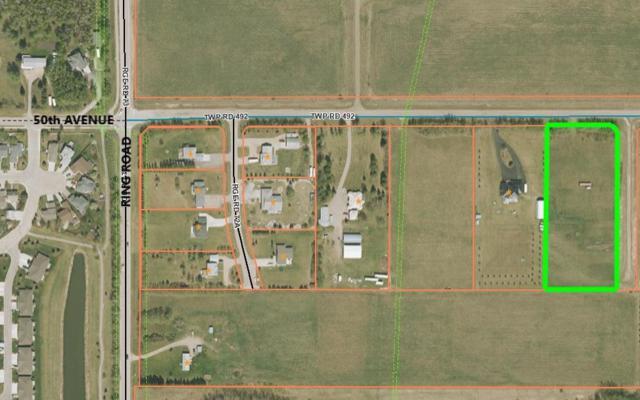 5 Woodridge Estates, Rural Brazeau County, AB T7A 1S9 (#E4100776) :: Initia Real Estate