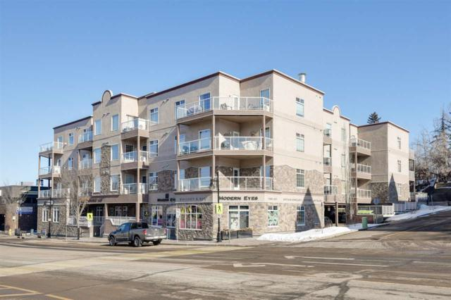 207 5 Perron Street, St. Albert, AB T8N 1E3 (#E4100788) :: The Foundry Real Estate Company