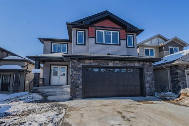 16532 132 Street, Edmonton, AB T5L 2T3 (#E4100821) :: The Foundry Real Estate Company