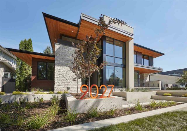 9027 138 Street, Edmonton, AB T5R 0E5 (#E4100920) :: The Foundry Real Estate Company