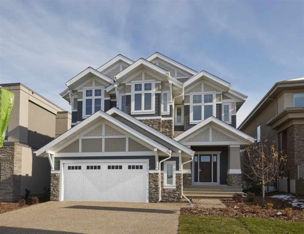 1305 Hainstock Way, Edmonton, AB T6W 3B6 (#E4100944) :: The Foundry Real Estate Company