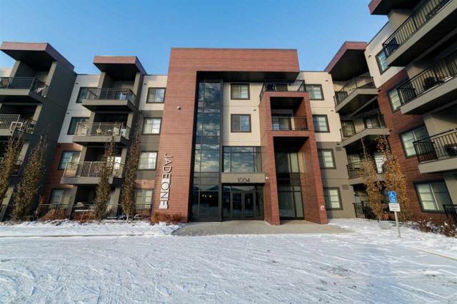 201 1004 Rosenthal Boulevard, Edmonton, AB T5T 7C6 (#E4101004) :: The Foundry Real Estate Company