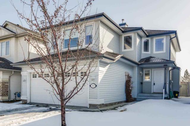 313 Gibb Close NW, Edmonton, AB T5T 6W8 (#E4101142) :: The Foundry Real Estate Company
