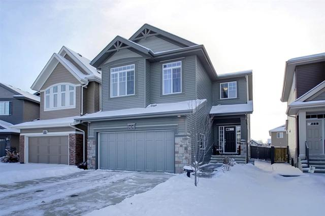 1030 Coopers Hawk Link, Edmonton, AB T5S 0H7 (#E4101145) :: The Foundry Real Estate Company