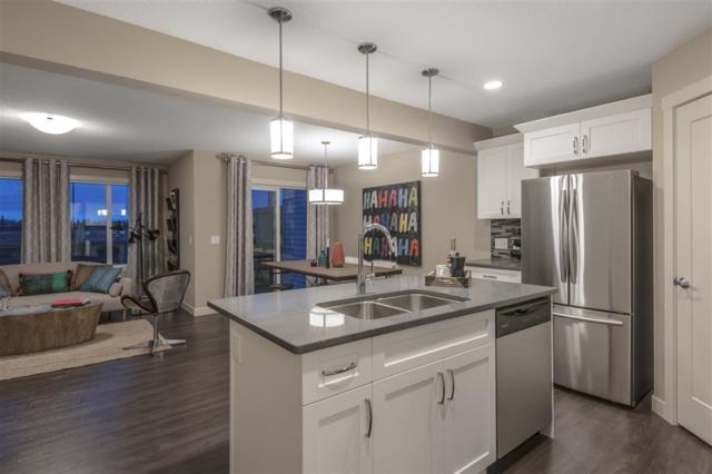 806 Cavanagh Heath, Edmonton, AB T6W 2V3 (#E4101329) :: The Foundry Real Estate Company