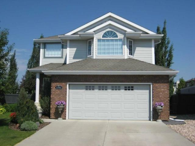 2342 Taylor Close, Edmonton, AB T6R 3J6 (#E4101355) :: The Foundry Real Estate Company
