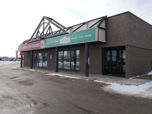 #101 1 HEBERT RD, St. Albert, AB T8N 2E7 (#E4101402) :: The Foundry Real Estate Company