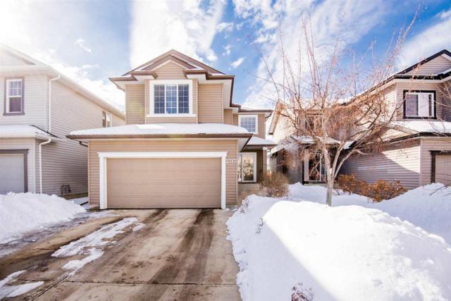 2717 Miles Place SW, Edmonton, AB T6W 0B3 (#E4101535) :: The Foundry Real Estate Company