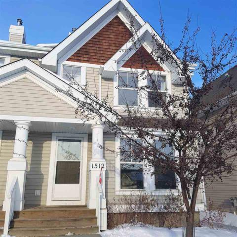 1512 75 Street SW, Edmonton, AB T6X 0E1 (#E4101559) :: The Foundry Real Estate Company