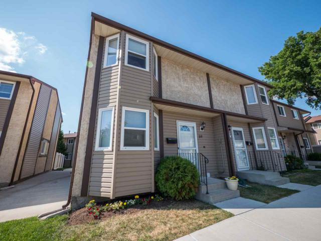 59 10453 20 Avenue, Edmonton, AB T6J 5H1 (#E4101732) :: The Foundry Real Estate Company