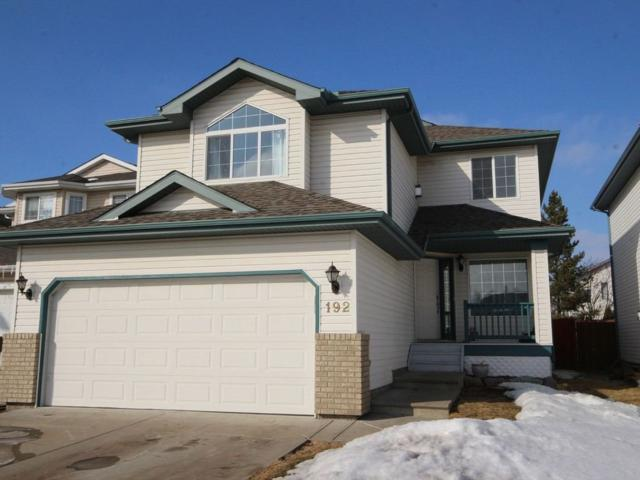 192 Foxboro Place, Sherwood Park, AB T8A 5Y5 (#E4101742) :: The Foundry Real Estate Company