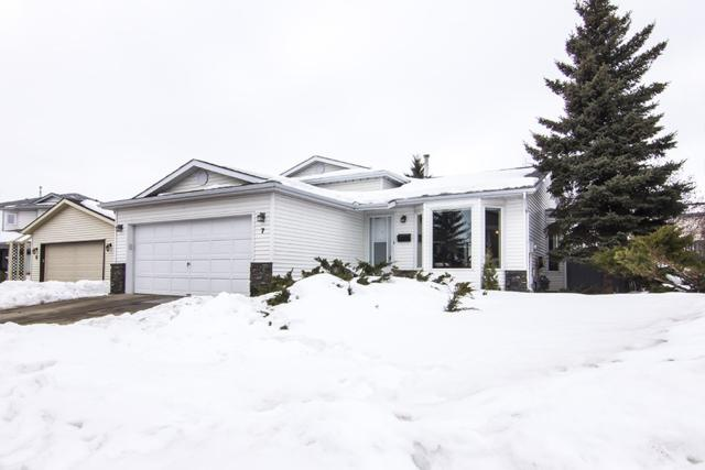 7 Dublin Place, St. Albert, AB T8N 5V6 (#E4101860) :: The Foundry Real Estate Company