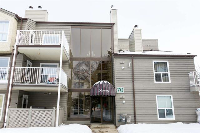209 70 Alpine Place, St. Albert, AB T8N 3Y2 (#E4101889) :: The Foundry Real Estate Company