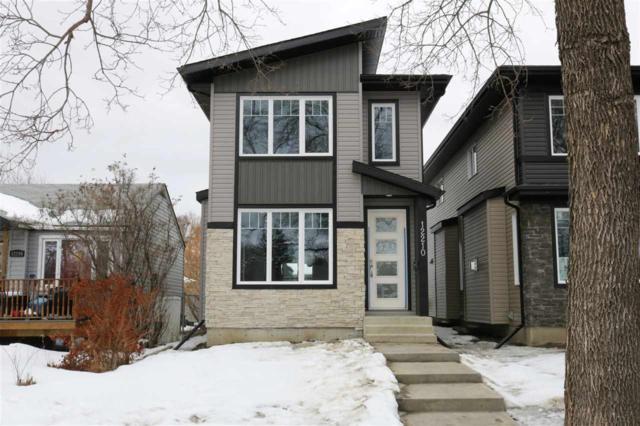 12210 124 Street, Edmonton, AB T5L 0N2 (#E4101908) :: The Foundry Real Estate Company