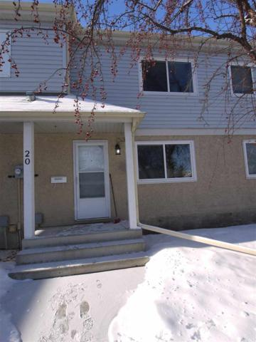 20 2030 Brentwood Boulevard, Sherwood Park, AB T8A 4P6 (#E4102001) :: The Foundry Real Estate Company