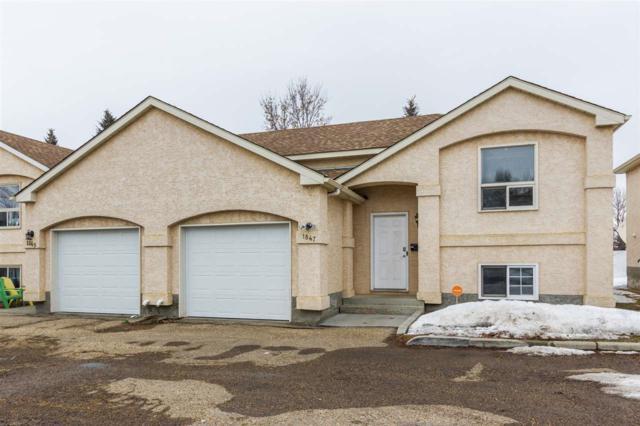 1847 Mill Woods Road E, Edmonton, AB T6L 6K2 (#E4102055) :: The Foundry Real Estate Company
