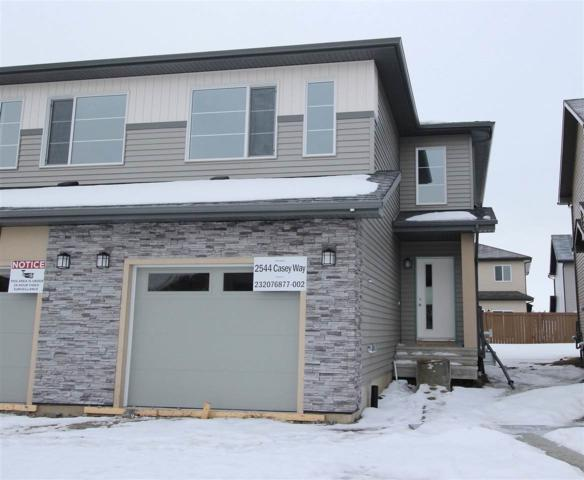2544 Casey Way, Edmonton, AB T6W 3N3 (#E4102153) :: The Foundry Real Estate Company
